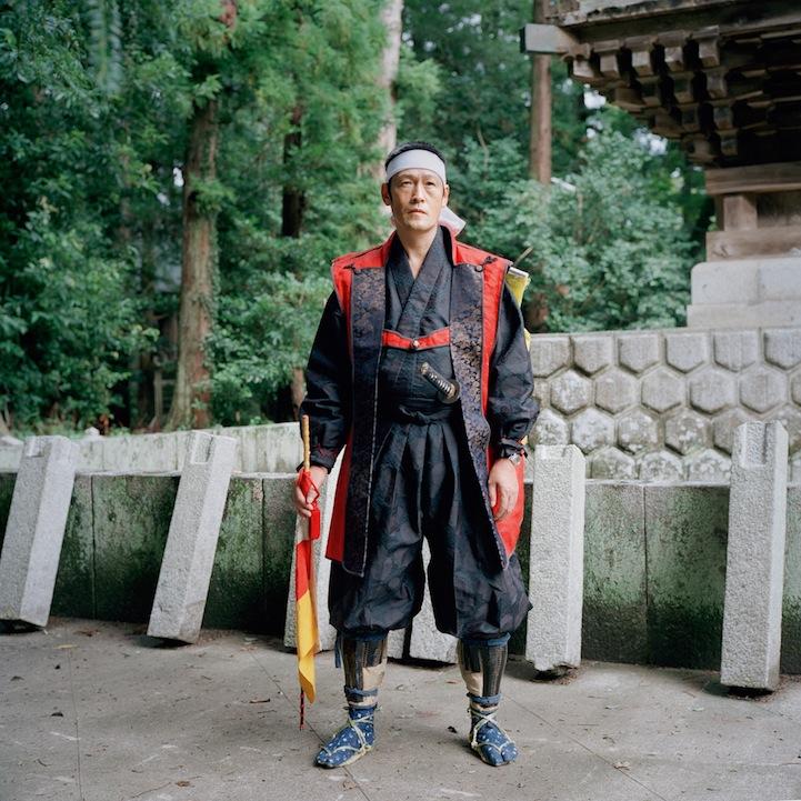 Fukushima Samurai - The story of identity