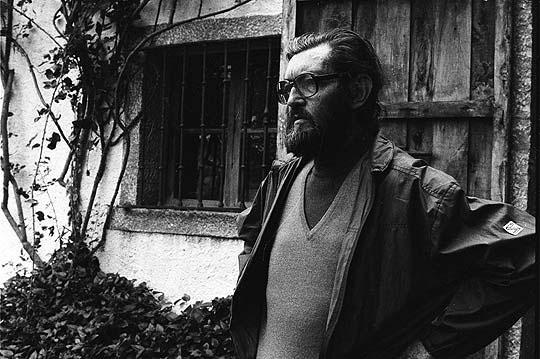 Julio Cortázar por Mario Muchnik 1983