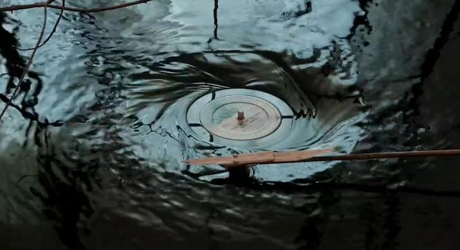 Bajo el agua alternópolis