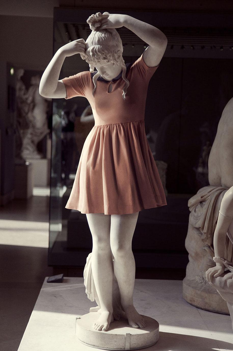 Esculturas vestidas Alternopolis (2)