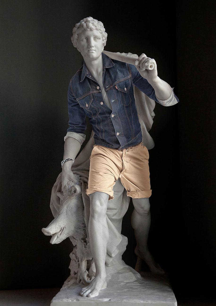 Esculturas vestidas Alternopolis (4)