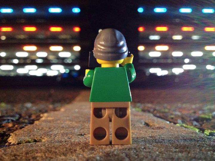 Las Aventuras De Un Fotógrafo De LEGO