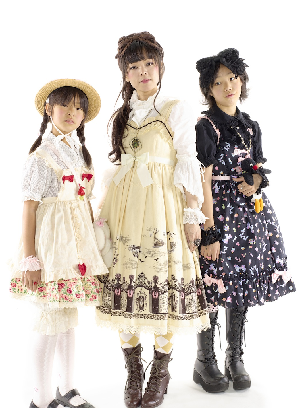 Names: Gumitan, juri, Piyoriina, Fashion Category: Lolitas