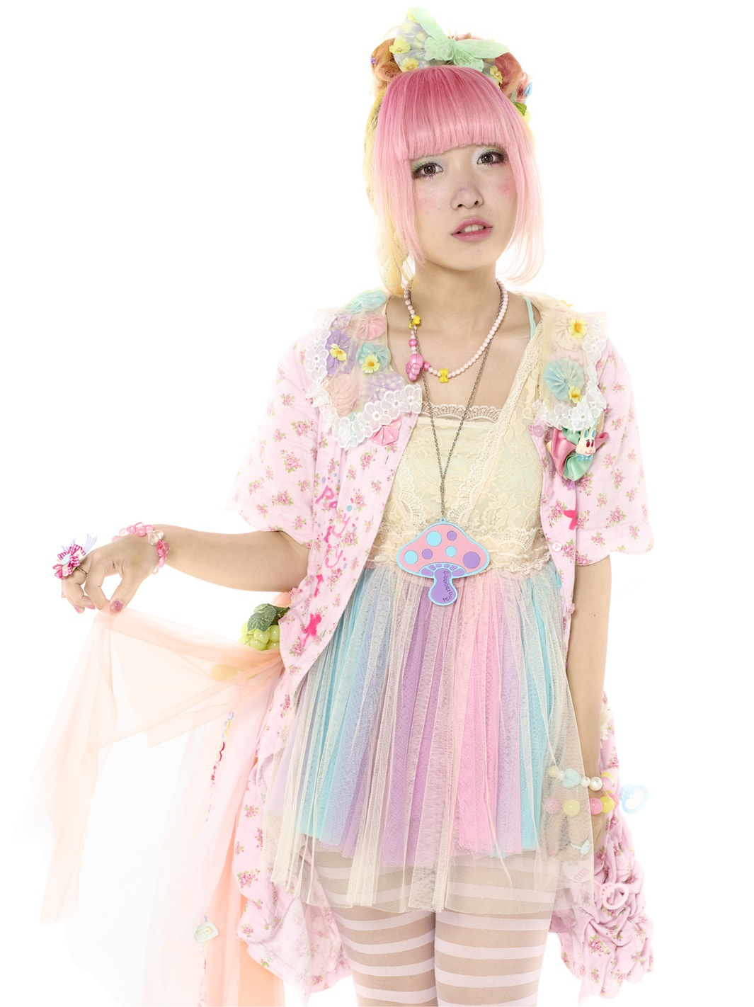 Name: Kumamiki, Fashion Category: Party baby