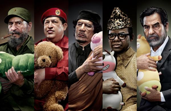 Chunlong-Sun-Infamous-Leaders-Plush-Animals-1