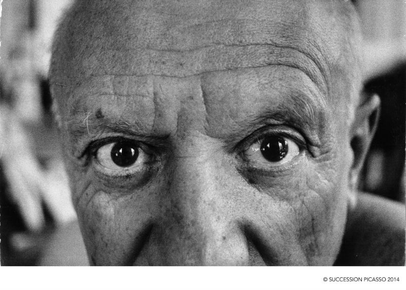 David Douglas Duncan La mirada de Picasso 1957