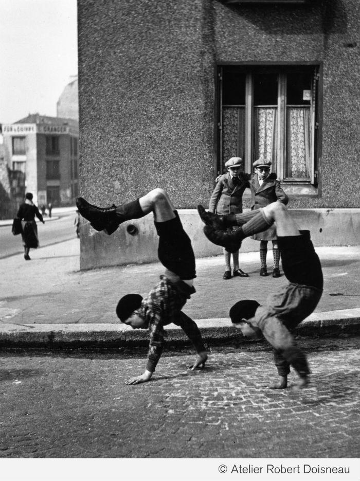 Los hermanos calle del doctor Lecene Paris 1963