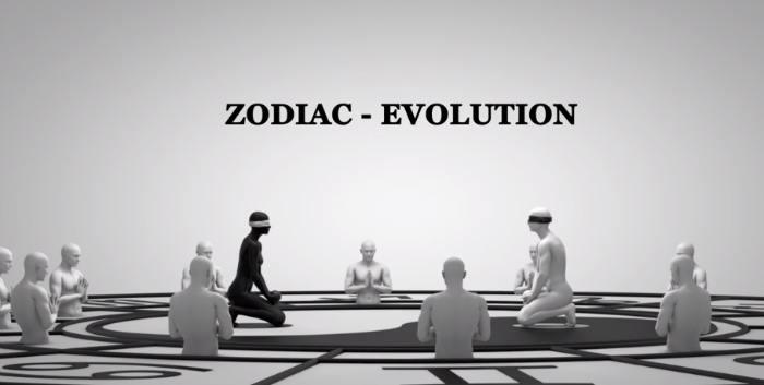 Zodiac-Evolution