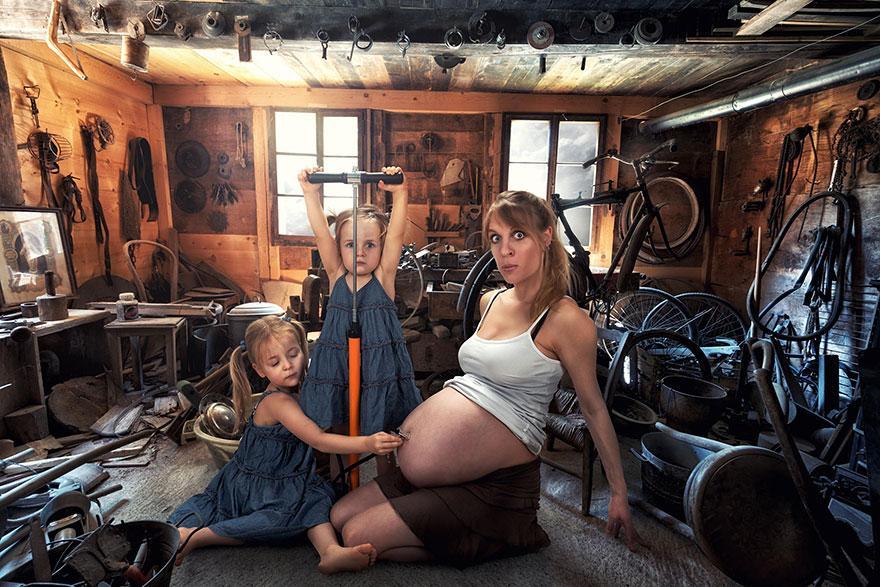 creative-dad-children-photo-manipulations-john-wilhelm-14