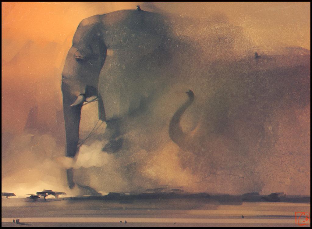 elephant_riders_by_gaudibuendia-alternopolis
