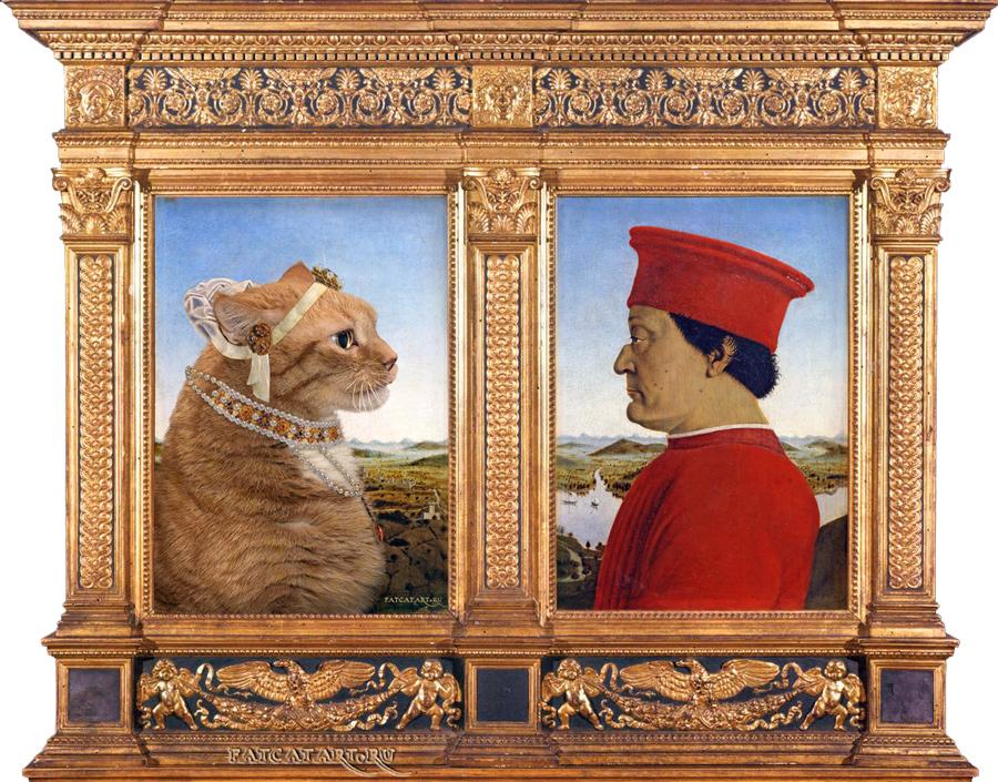 gato gordo en el arte (1)