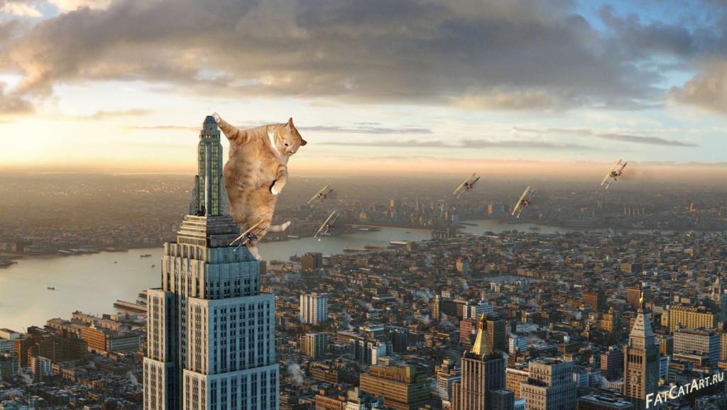 gato gordo en el arte (14)