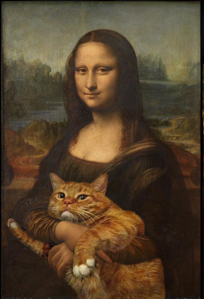gato gordo en el arte (7)