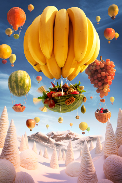 Banana-Balloon
