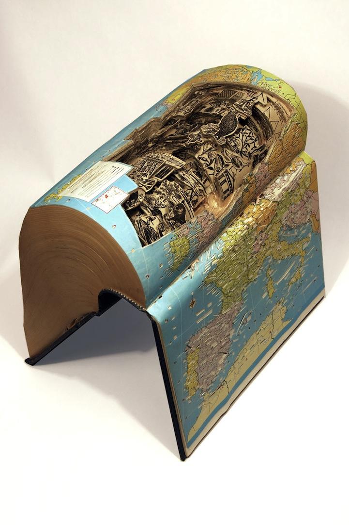 Brian Dettmer Alternopolis Libros ilustrados  (2)