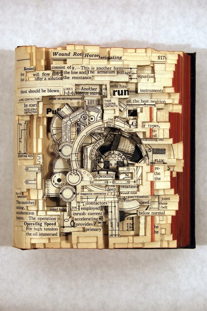 Brian Dettmer Alternopolis Libros ilustrados  (3)