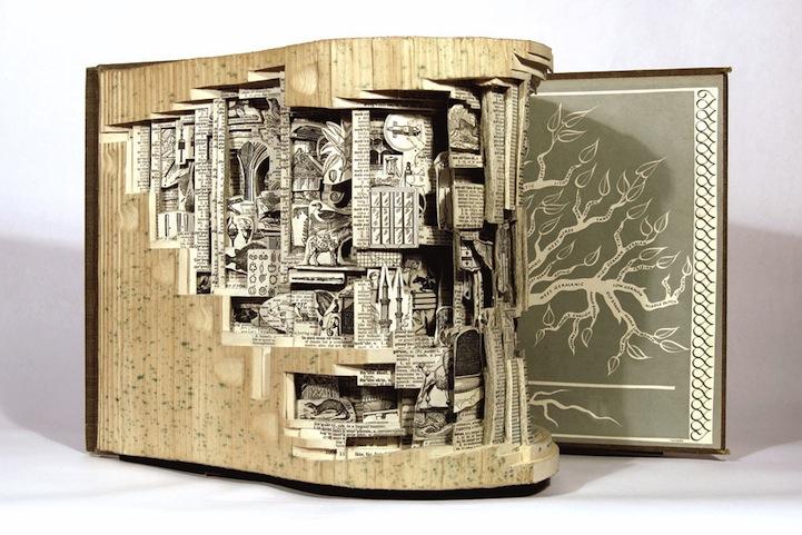 Brian Dettmer Alternopolis Libros ilustrados  (9)