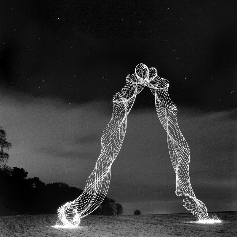 Dramatic Tornadoes of Light Photographed Alternopolis  Martin Kimbell (7)