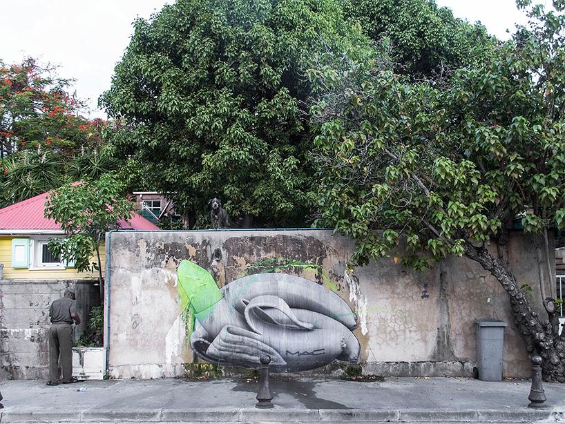 tropical urban landscape alternopolis Caribbean Ludo (1)