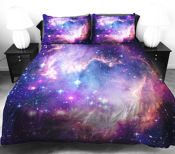 Sueños Galácticos Beddings desing galaxy dreams (2)