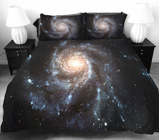 Sueños Galácticos Beddings desing galaxy dreams (3)