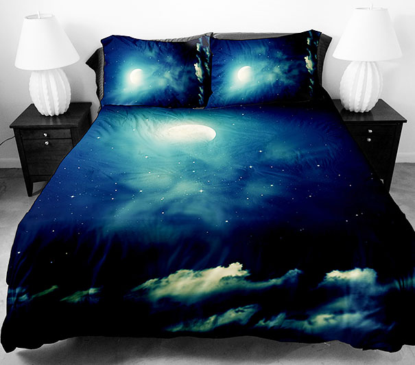 Sueños Galácticos Beddings desing galaxy dreams (4)