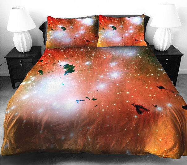 Sueños Galácticos Beddings desing galaxy dreams (5)