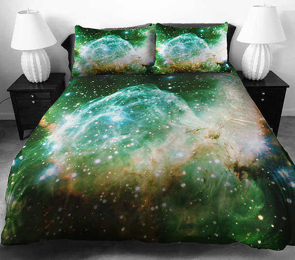 Sueños Galácticos Beddings desing galaxy dreams (6)