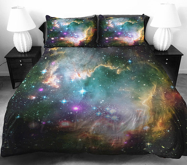 Sueños Galácticos Beddings desing galaxy dreams (7)