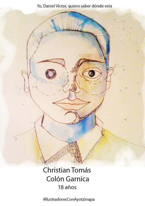 #IlustradoresConAyotzinapa (7)