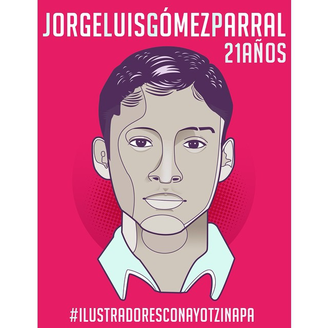 #IlustradoresConAyotzinapa (9)