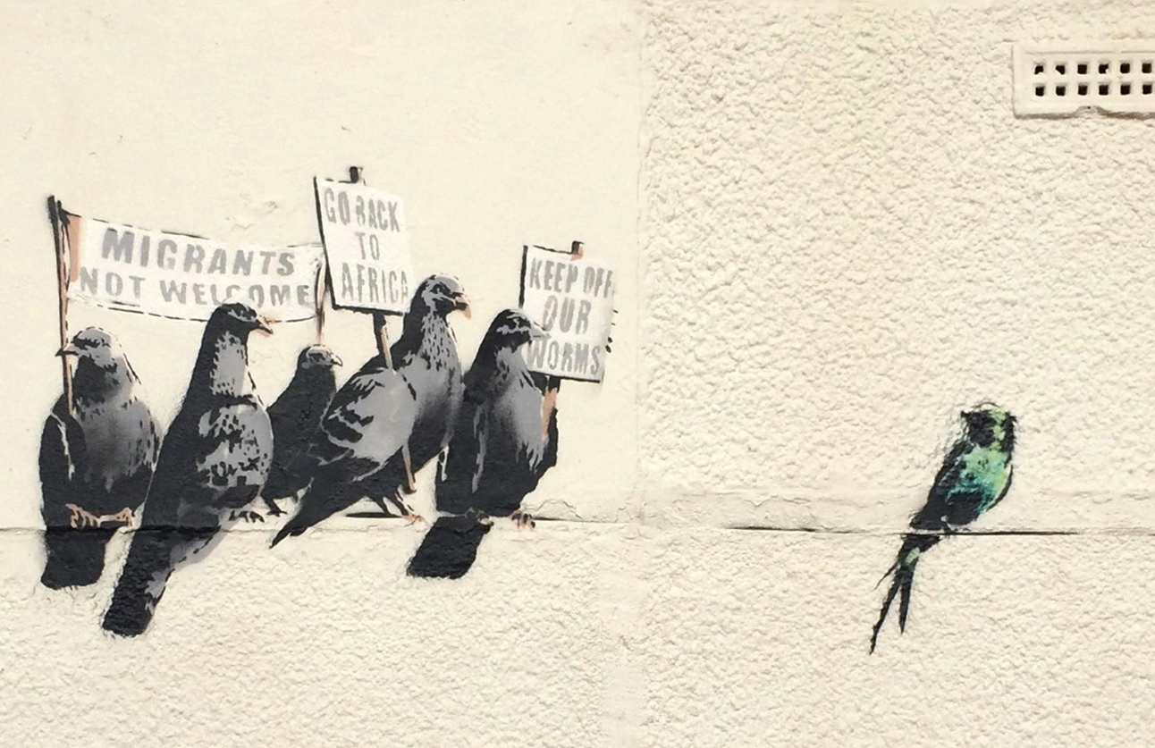 Mural Boorado de Alternopolis Banksy (3)