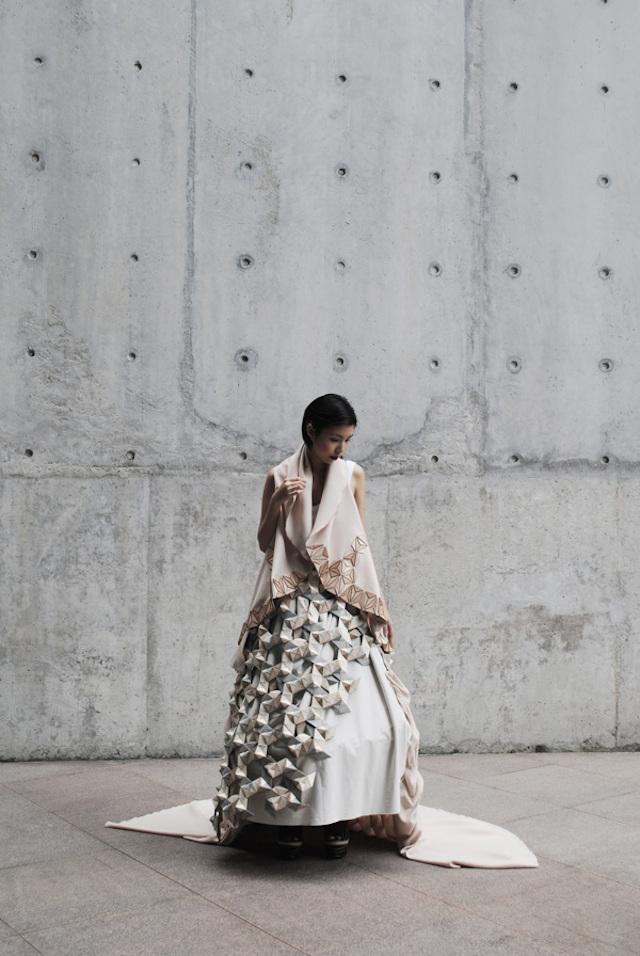 Sculptural-Geometric-Dress-4