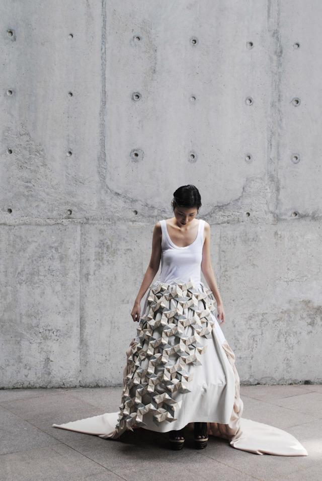 Sculptural-Geometric-Dress-7