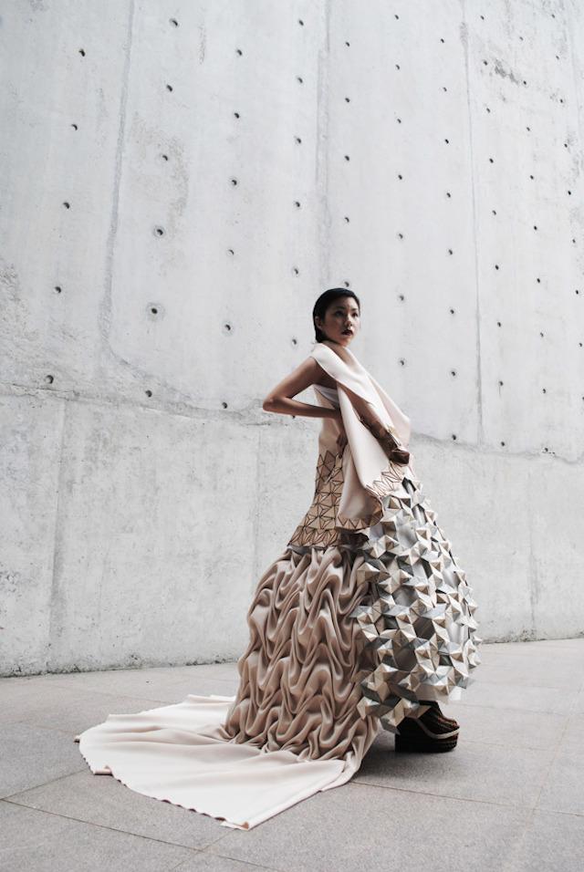 Sculptural-Geometric-Dress-8