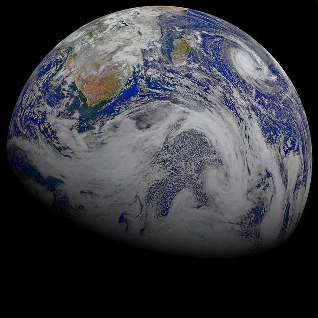 NASA celebrando el Día de la Tierra  (5)