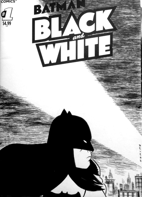 batman-black-and-white-Adrian-Tomine