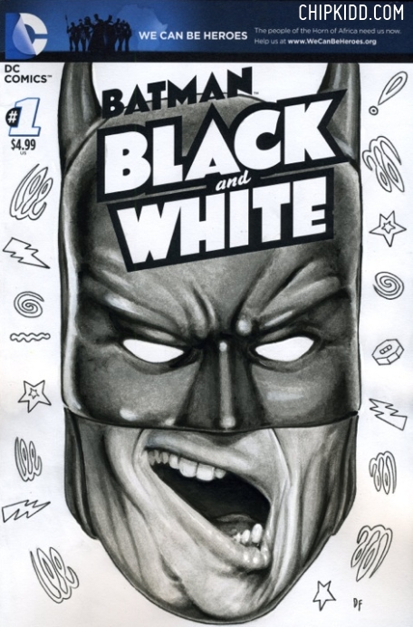 batman-black-and-white-Drew-Friedman