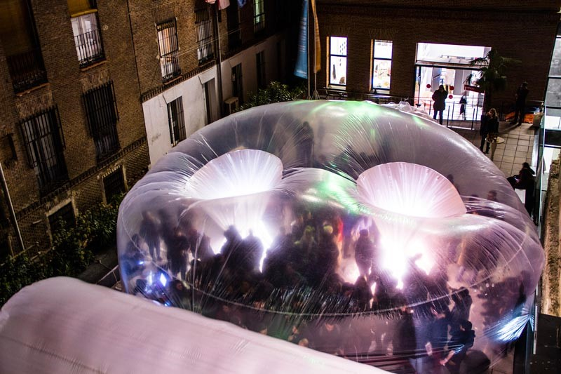 Inflables IED Madrid - Marco Canevacci  (3)