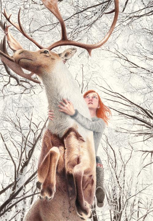 Julia_Griffin_Reindeer