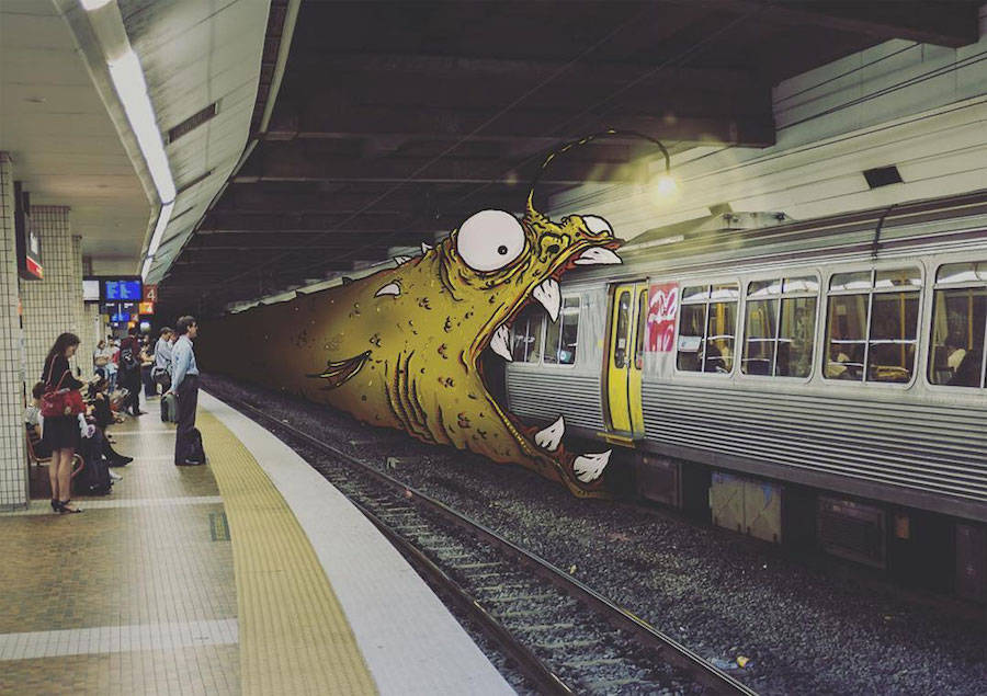 Adding-Monsters-to-Everyday-Life1-900x635