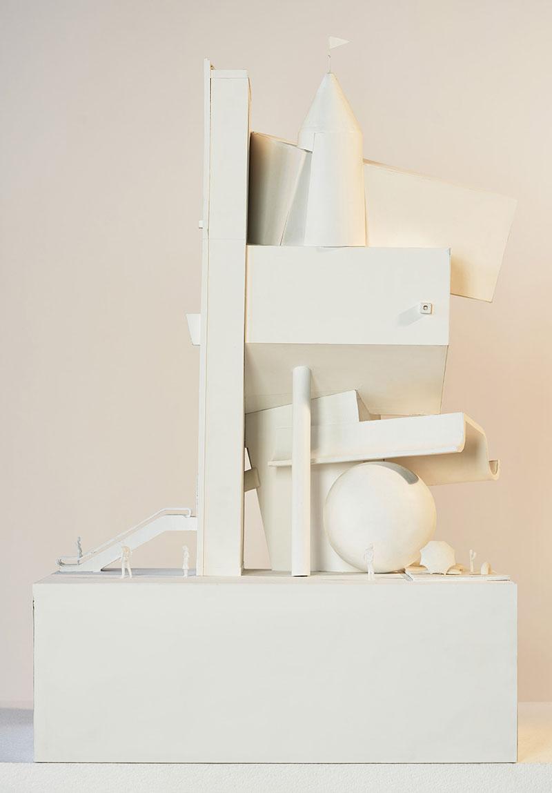 Bureau spectacular muestra una arquitectura libre for Bureau spectacular