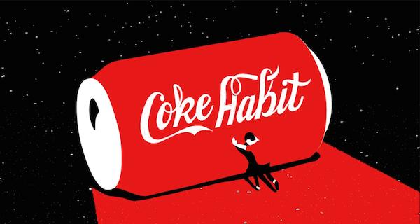 1-CokeHabit-Animation-DressCode-Illustration