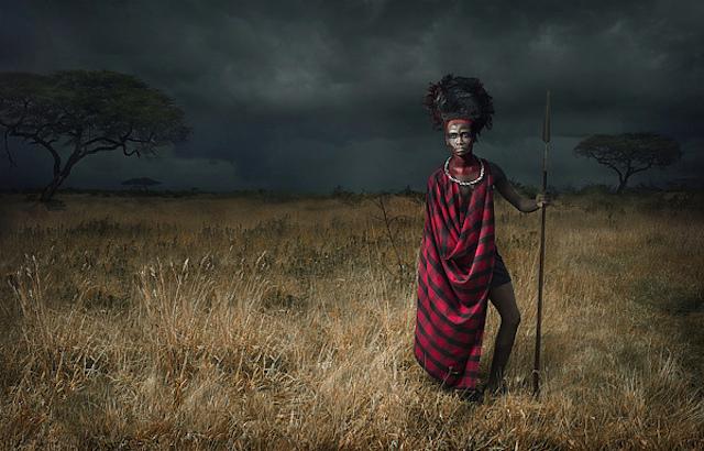 Maasai-Warriors-by-Lee-Howell-11