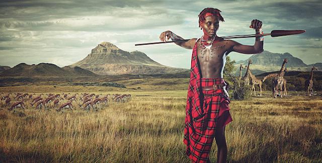 Maasai-Warriors-by-Lee-Howell-12