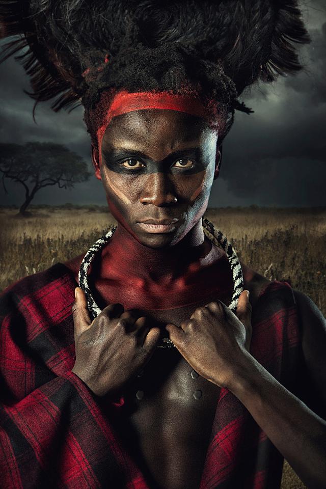 Maasai-Warriors-by-Lee-Howell-5