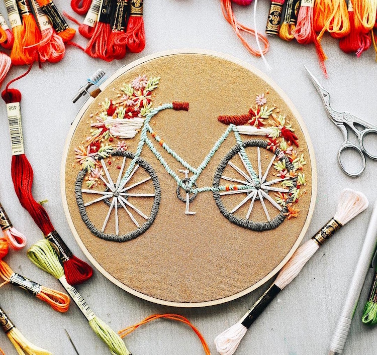 bicycle-embroidery-flowers-velo-series-truefort-4
