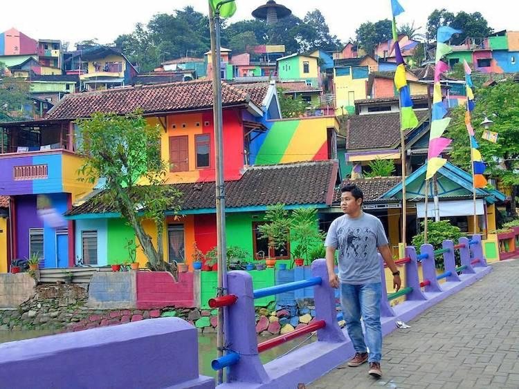rainbow-colored-village-11
