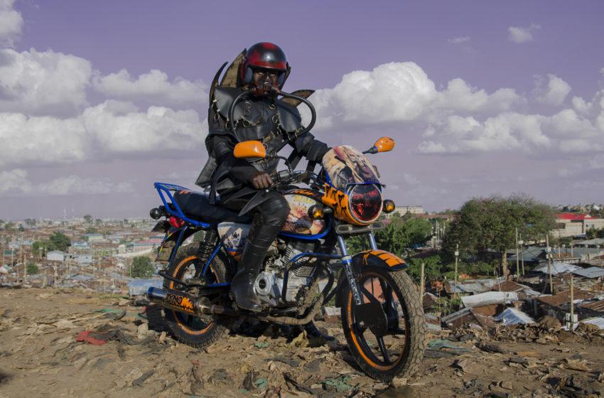 Locura fashionista de los taxistas de Nairobi