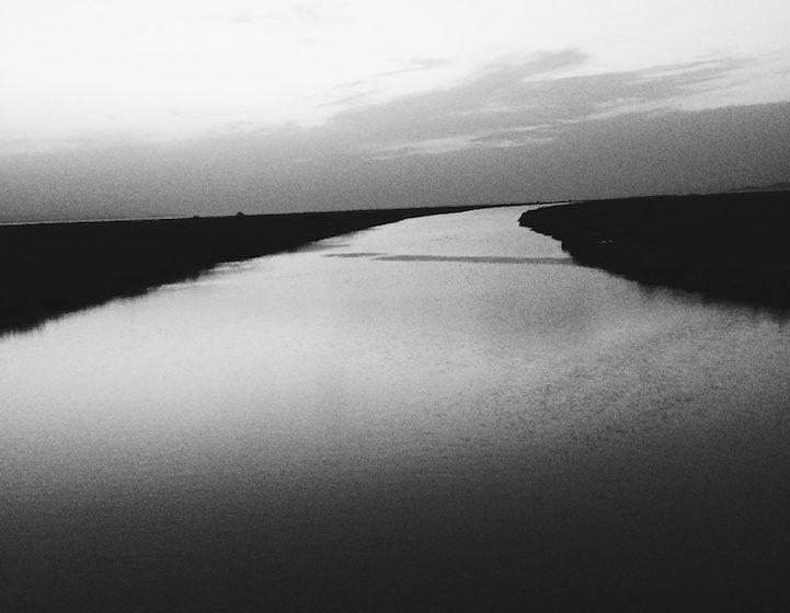 Belleza en blanco y negro de Gallipoli